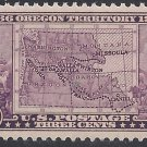 #783 3c 100th Anniv. Oregon Territory 1936 Mint NH