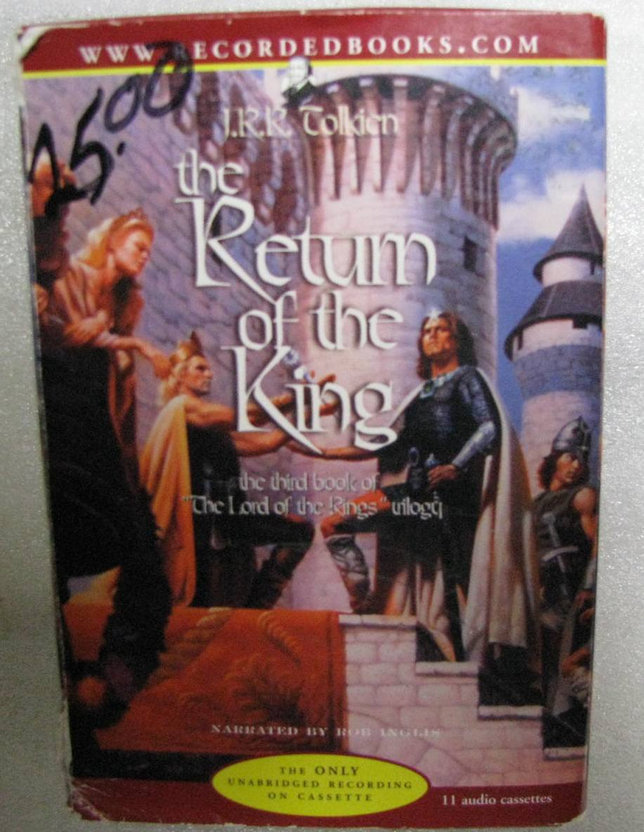 The Return Of The King - Unabridged on 11 Cassette