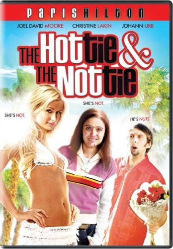 Hottie & the Nottie DVD 2008 Paris Hilton