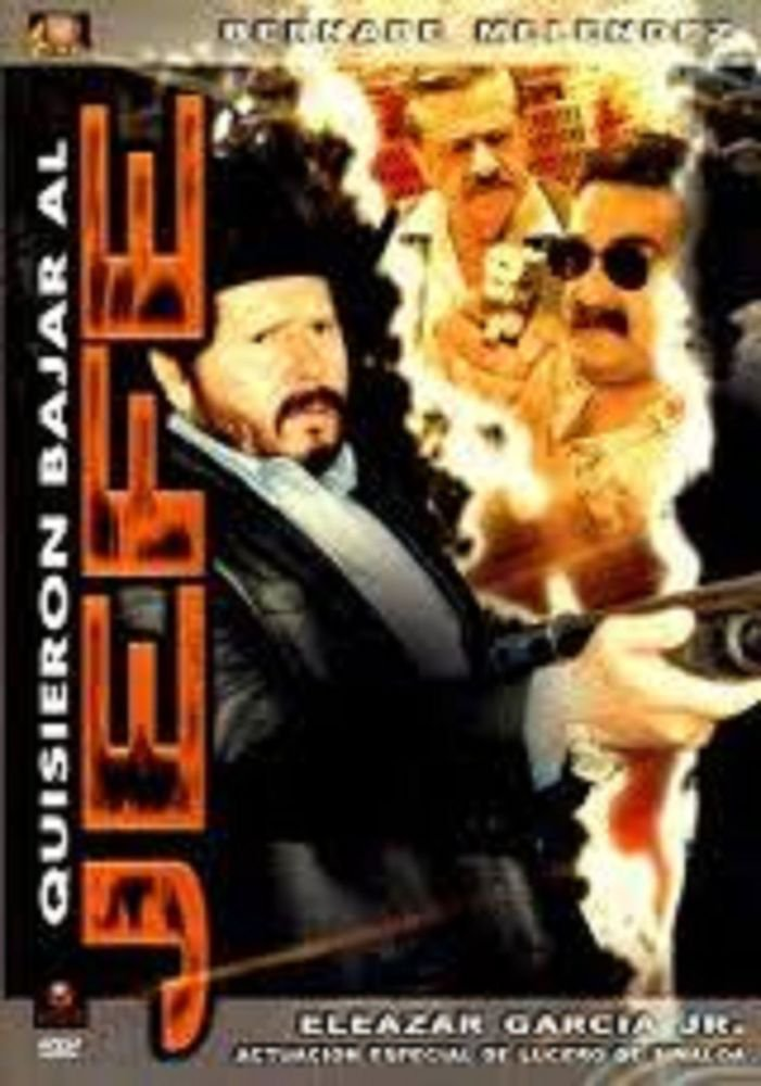 New DVD Quisier Bajar Al Jefe (Spanish Language) Bernabe Melendez