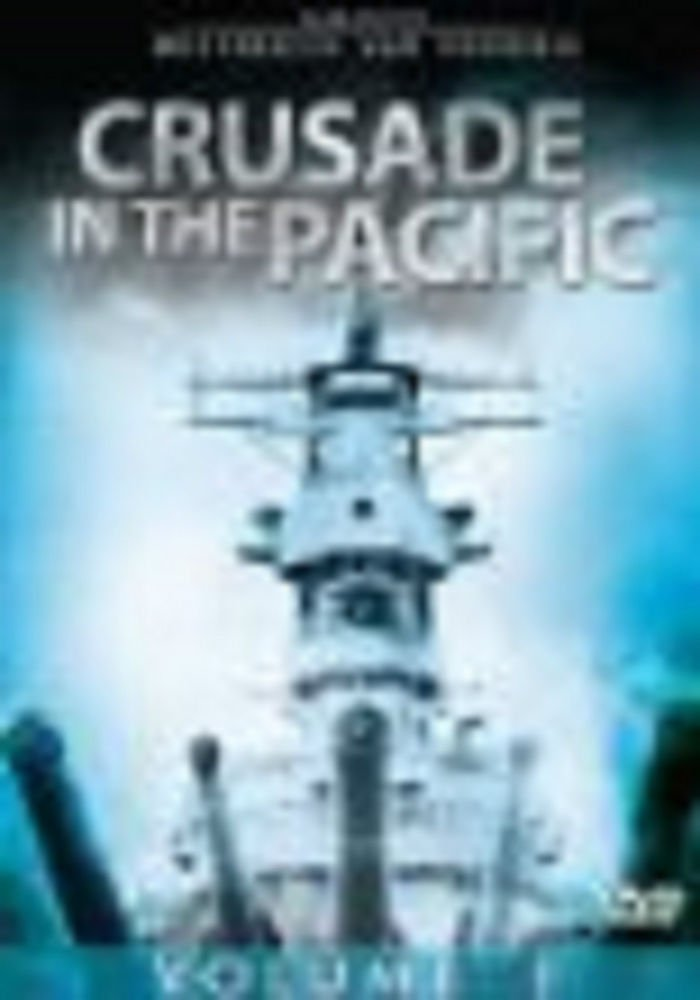Crusade in the Pacific 2009 Volume 1  Van Voorhis World War II Documentary DVD