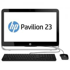 "HP Consumer 23"" E2 3800 4GB 500GB AIO Win8"