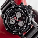 CX SWISS MILITARY WATCH Diver's SW1 Scuba Nero - Black