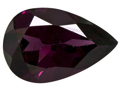 Certified Natural Rhodolite AAA Quality 4x3 mm Faceted Pears Shape 100 pc Lot Loose Gemstone