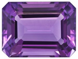 Certified Natural Amethyst AAA Quality 9x7 mm Faceted Octagon Shape 5 pcs Lot Loose Gemstone