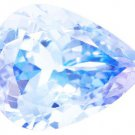 Certified Natural Tanzanite A Quality 8x6 mm Faceted Pear  5 pcs Lot loose gemstone