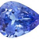 Certified Natural Tanzanite AA Quality 5x4 mm Faceted Pear 50 pcs lot loose gemstone