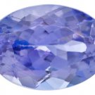 Certified Natural Tanzanite AA Quality 5x3 mm Faceted Oval 50 pcs lot loose gemstone