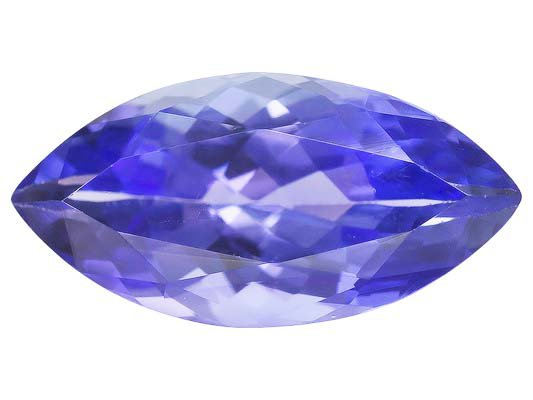 Certified Natural Tanzanite AA Quality 6x3 mm Faceted Marquise 20 pcs lot loose gemstone