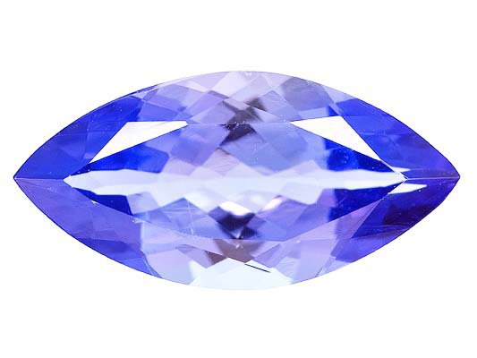 Certified Natural Tanzanite AA Quality 10x5 mm Faceted Marquise 2 pcs pair loose gemstone