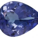 Certified Natural Tanzanite AAA Quality 5x4 mm Faceted Pear 25 pcs lot loose gemstone
