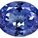 Certified Natural Tanzanite AAA Quality 5x4 mm Faceted Oval 10 pcs lot loose gemstone