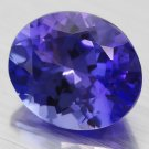 Certified Natural Tanzanite AAA Quality 5x4 mm Faceted Oval 50 pcs lot loose gemstone