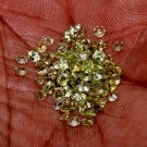 AA Quality Natural Peridot Apple Green Round Shape 7.75Ct With Certified HG 9246