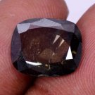 Lovely Fancy Colour Loose Moissanite 5.63 Ct Cushion Shape Certified HG 9170