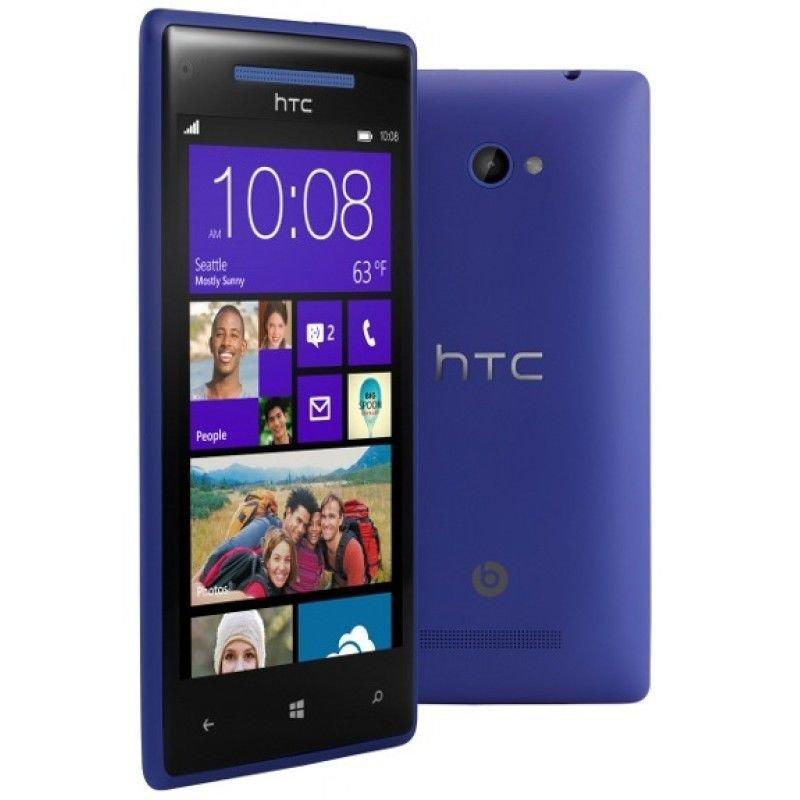 HTC Windows Phone 8X - 16GB - (Blue) T-Mobile