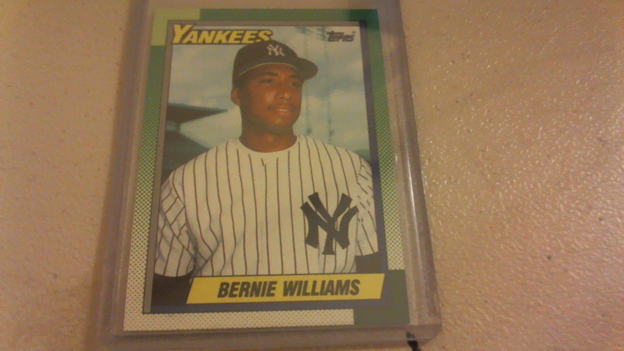 Bernie Williams RC
