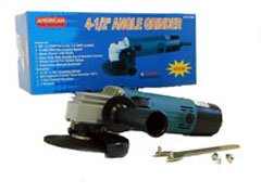 "Lot of 12 - 4 1/2"" Angle Grinder - $7.82 Each!"