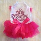 Pink Princess Tutu Dress