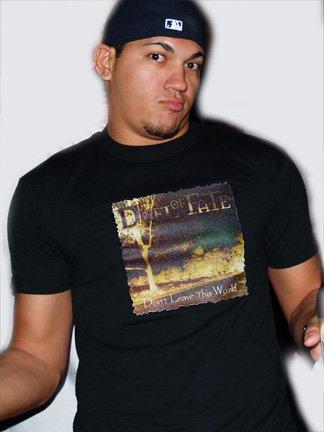 DOF Don't Leave This World Men T-Shirt  (XLarge)