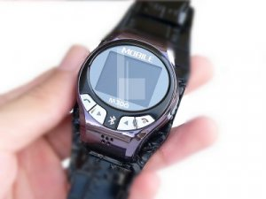 GSM Cellular Watch