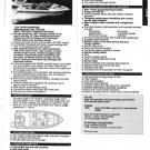 WATER PUMP OMC COBRA 4cyl 120hp 130 140 2.3 3.0 0984876 E37E AA 17 ford bayliner