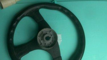Bayliner capri steering wheel
