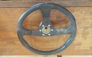 Bayliner steering wheel capri