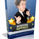 Achiveing Happiness E-Book