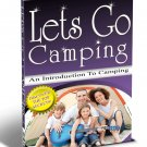 Let's Go Camping E-Book