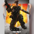 Call Of Duty Battery Signed 22 x 34 Wall Poster