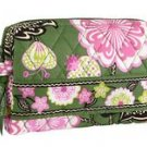 Vera Bradley Small Cosmetic Olivia Pink  NWT   travel toiletry case
