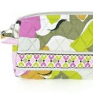 Vera Bradley Small Cosmetic Portobello Road  travel tech case NWT Retired