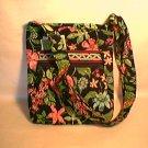Vera Bradley Hipster Botanica  crossbody shoulder bag Retired NWT