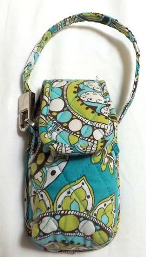 Vera Bradley Cell Phone Case in Peacock  tech key PDA case  NWT Retired