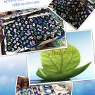 Vera Bradley Sleek Wallet Mediterranean White travel organizer crossbody clutch NWT Retired