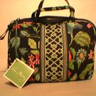 Vera Bradley Purse Cosmetic Botanica  NWT Retired travel cosmetic tech case small purse