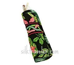 Vera Bradley Readers Case Botanica NWT Retired  slim eyeglass holder