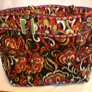 Vera Bradley Super Tote Puccini XL beach bag weekender overnighter NWT Retired