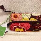 Vera Bradley Buttercup Coin and Key NWT Retired  ID case PDA tech