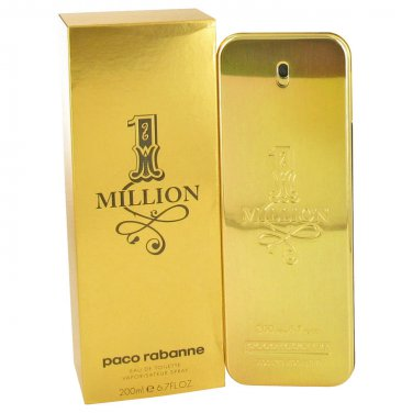 1 Million Cologne by Paco Rabanne, 3.4 oz Eau De Toilette Spray