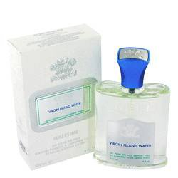 Virgin Island Water Cologne by Creed, 2.5 oz Millesime Spray