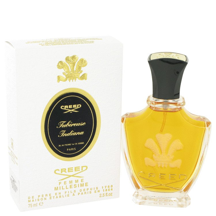 Tubereuse Indiana Perfume by Creed, 2.5 oz Millesime EDP Spray