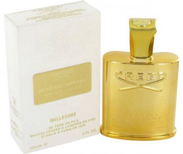 Millesime Imperial Cologne by Creed, 4 oz Millesime Spray