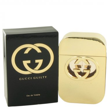 Gucci Guilty Perfume by Gucci 2.5 oz EDT Spray