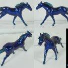 Breyer Stablemates Custom Blue Flash