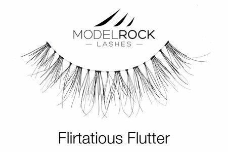 Bridal Wedding Lashes- Flirtatious Flutter - Quality Long False Eyelashes
