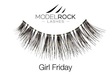 False Eyelashes - Girl Friday - Glamor Look Eyemakeup