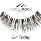 False Eyelashes - Girl Friday - Glamor Look Eyemakeup