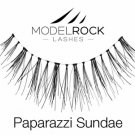 Quality Human Hair Wedding Lashes Natural Eye Makeup - Paparazzi Sundae